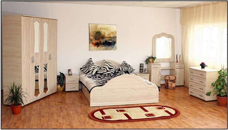 Dormitor Dany MDF